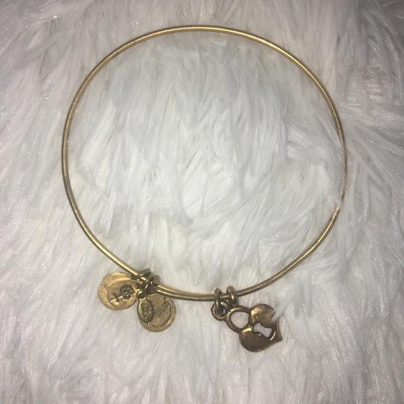 Alex and Ani Jewelry - Alex & Ani key to my heart bracelet